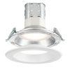 This item: White 12W 5000K 870 Lumen LED Recessed Light