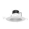 This item: White 18W 2700K 1323 Lumen LED Recessed Light