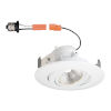 This item: White 10W 3000K 600 Lumen LED Recessed Light