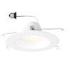 This item: White 10W 3000K 680 Lumen LED Recessed Light