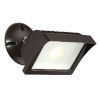 This item: Bronze LED Outdoor Adjustable Flood Light