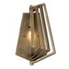 This item: Gymnast Havana Gold One-Light Sconce