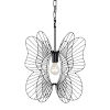 This item: Monarch Black One-Light Pendant