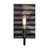 This item: Flynne Ombre Galvanized One-Light Sconce