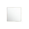This item: Kye Gold 30 x 30 Inch Square Wall Mirror