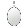 This item: Stopwatch Black Wall Mirror