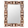 This item: Casa Wood Wall Mirror