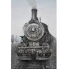 This item: Varaluz Casa Multicolor Locomotive Mixed-Media on Canvas Wall Art