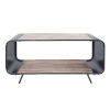This item: Casa Weathered Steel Coffee Table