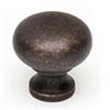 This item: Barcelona Brass 7/8-Inch Knob
