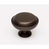 This item: Chocolate Bronze Brass 1 1/2-Inch Knob