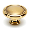 This item: Polished Antique Brass 1 3/4-Inch Knob