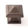 This item: Chocolate Bronze Brass 1 1/4-Inch Knob