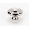 This item: Polished Nickel 1 3/4-Inch Knob