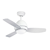 This item: Appliance White 44-Inch Curva LED Indoor and Outdoor Ceiling Fan