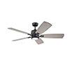 This item: Graphite LED Blade Select Series Ion Eco Ceiling Fan