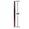 This item: Venetian Bronze 4-Feet Downrod