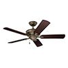 This item: Vintage Steel 52-Inch Bella Ceiling Fan