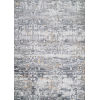 This item: Brocatelle Lampas Abstract Silver Cream Rectangular: 5 Ft. 3 In. x 7 Ft. 6 In. Rug