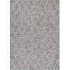 This item: Charm Thicket Twig 5 Ft. 3 In. x 7 Ft. 6 In. Rectangular Indoor/Outdoor Area Rug