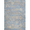 This item: Vibrata Chateau Pacific Blue 3 Ft. 11 In. x 5 Ft. 6 In. Rectangular Area Rug