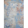 This item: Vibrata Divergence Multicolor 3 Ft. 11 In. x 5 Ft. 6 In. Rectangular Area Rug