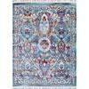 This item: Evolution Nafar Blue Topaz Rectangular: 5 Ft. 3 In. x 7 Ft. 10 In. Rug