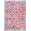 This item: Pasha Arcadia Garnet Rectangular: 2 Ft. x 8 Ft. Runner