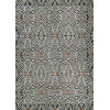 This item: Dolce Mala Smoke Rectangular: 8 Ft. 1 In. x 11 Ft. 2 In. Indoor/Outdoor Rug
