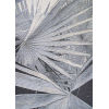 This item: Dolce Kalamiaris Palms Silver 2 Ft. 3 In. x 3 Ft. 11 In. Rectangular Indoor/Outdoor Area Rug
