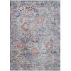 This item: Bliss Parthia Greystone Rectangular: 2 Ft. 6 In. x 7 Ft. 10 In. Runner