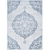This item: Nirvana Wellington Antique Lace Rectangular: 5 Ft. 3 In. x 7 Ft. 6 In. Rug