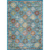 This item: Gypsy Nameh Blue Topaz Rectangular: 3 Ft. 6 In. x 5 Ft. 6 In. Rug