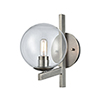 This item: Globes of Light Brushed Black Nickel One-Light Wall Sconce