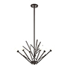 This item: Ocotillo Oil Rubbed Bronze Six-Light Chandelier