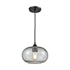 This item: Volace Oil Rubbed Bronze One-Light Mini Pendant