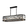 This item: Palacial Oil Rubbed Bronze 14-Light Island Pendant