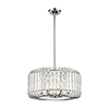 This item: Beaumont Polished Chrome Six-Light Pendant