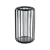 This item: Wellfleet Black Candle Holder
