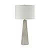 This item: Castlestone Grey One-Light Table Lamp