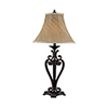 This item: Angers Dark Bronze One-Light Table Lamp
