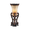 This item: Chantilly Hand-Painted Bronze One-Light Table Lamp