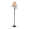 This item: Turin Pewter One-Light Floor Lamp