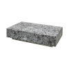 This item: Crystalline Grey Agate with Antique Silver Leaf 51-Inch Coffee Table