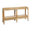 This item: Elements Natural Glaze Console Table