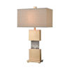 This item: Aldern Cafe Bronze with Brown Stone One-Light Table Lamp