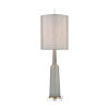 This item: Invariant Grey with Cafe Bronze One-Light Table Lamp