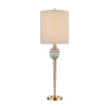 This item: Henley Grey Marble with Cafe Bronze One-Light Table Lamp