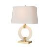 This item: Envrion Honey Brass One-Light Table Lamp