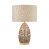 This item: Husk Natural One-Light Table Lamp